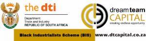 the DTI's Black Industrialists Scheme (BIS) Grant